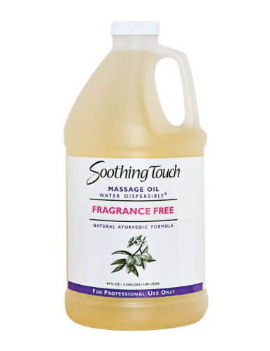 Soothing Touch W67355H Frag Free Oil, 1/2 Gallon by Soothing Touch