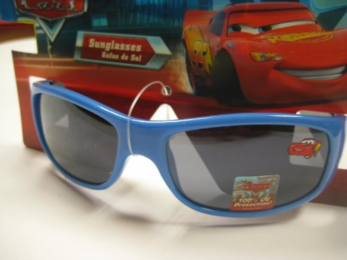 Price comparison product image Disney Pixar Cars Lightning Mcqueen Childrens Sunglasses
