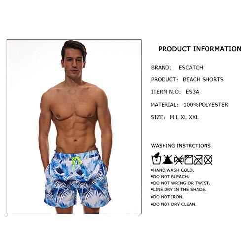Zampe A5 Con Uomo Spiaggia Casual Lx7 Pantaloncini Quattro Bagno A Da nUTa1aH
