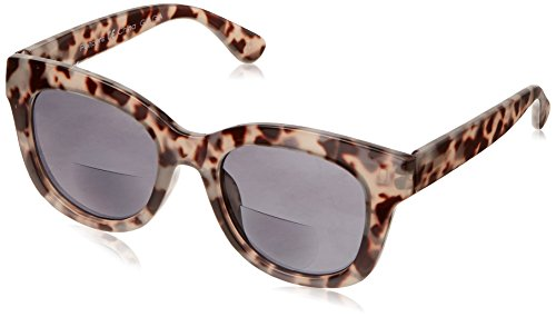 Peepers Women's Center Stage Sun Square Sunglasses Berry 51 Mm 1