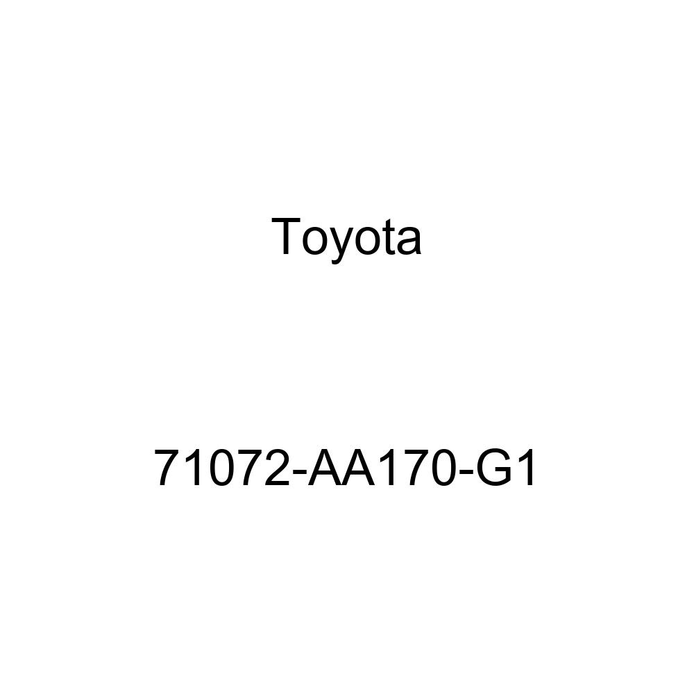 TOYOTA Genuine 71072-AA170-G1 Seat Cushion Cover