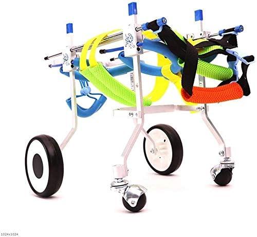 Scooter para Silla De Ruedas Para Perros Ajustable Perro Silla ...