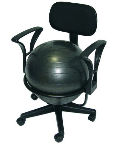 Aeromats Deluxe Fitness Ball Chair in ()