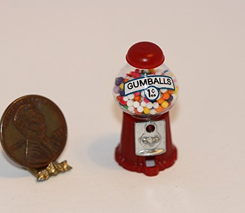 Chrysnbon Countertop Gumball Machine (Polystyrene Countertop)