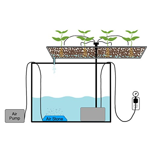 uxcell US Plug SunSun Aquarium Wired Oxygen Air Pump 1.5 L/min 0.015MPa by uxcell (Image #5)