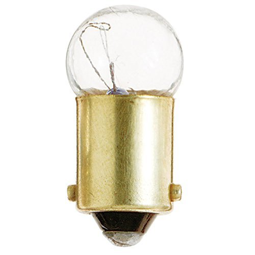 OCSParts 51 Light Bulb, 7.5 Volts, 0.22 Amps (Pack of - Miniature Bayonet Base 1/2 G3