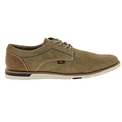 Xti Taupe Loafers & Moccasian For Men