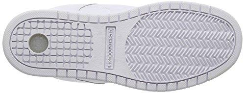 Niedrige Sneakers für DC Weiß Elfenbein Manteca M Herren Schuh Xwww 61q1tSxn