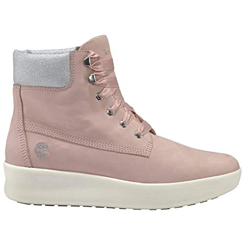Timberland Leather 6 Boots Park Berlin Rose Womens fwfxPqHnvp