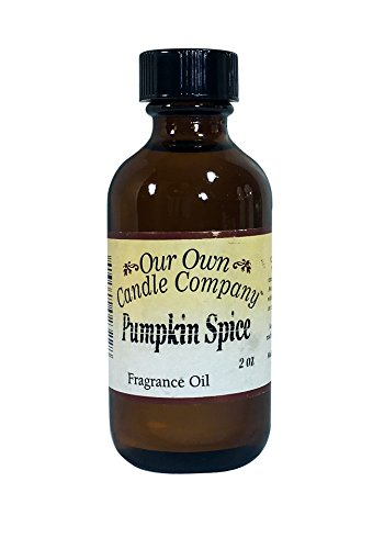 Our Own Candle Company Fragrance Oil, Pumpkin Spice, 2 oz - Spice Fragrance Oil