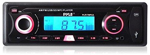 Pyle PLR17MPUA FM MPX Receiver Playback
