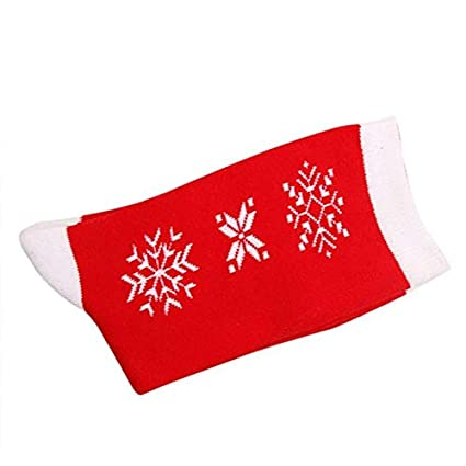 Amazon.com: DeemoShop 3D Printed Christmas Casual Cute Santa Socks Unisex Low Cut Ankle Socks Christmas Socks Calcetines Mujer ping: Kitchen & Dining