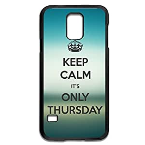 Samsung Galaxy S5 Cases Only Thursday Design Hard Back Cover Shell Desgined By RRG2G
