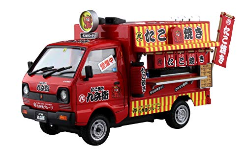 Octopus Second Stage - Mobile Catering Series No.02 - Takoyaki (Octopus Ball) (Plastic model)