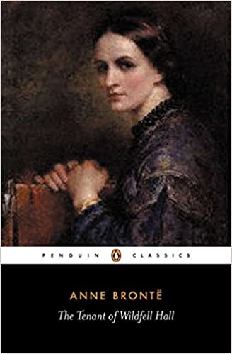 The Tenant Of Wildfell Hall Penguin Classics Anne Bronte
