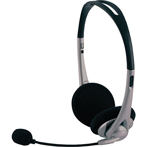 - GE 98974 Voip Stereo Headset