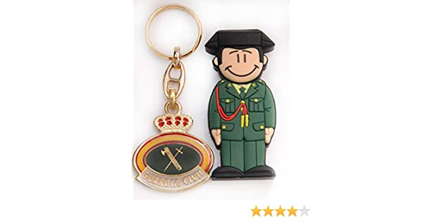 USB Guardia Civil de Academia 16 GB. con Llavero.: Amazon.es ...