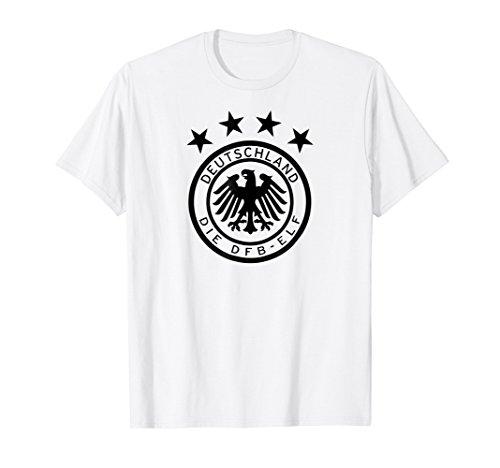 Germany Football Die Mannschaft Soccer Team National T-shirt (Korea Soccer Pride T-shirt)