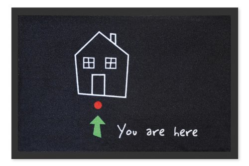 "20 opinioni per Zerbino ""You are Here"""