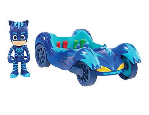 PJ Masks Vehicle & Figure - Catboy Cat Car