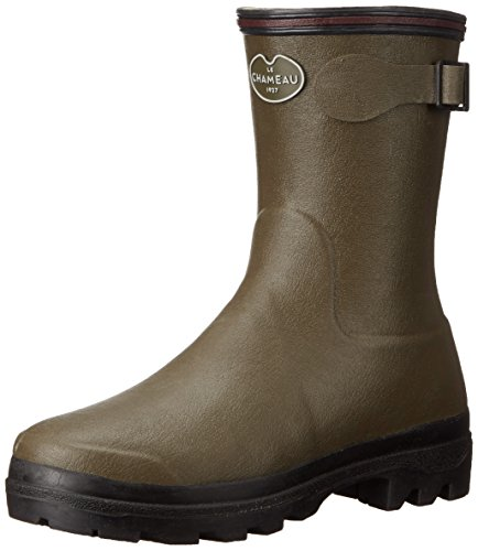 Giverny Verde vert Chameau Le Vert Botas Chameau Low Mujer gqqCw5x0