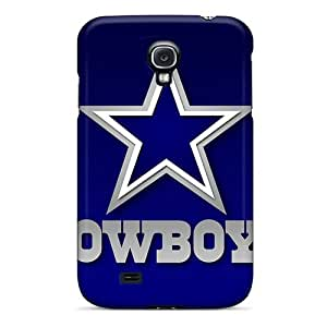 Sanp On Cases Covers Protector For Galaxy S4 (dallas Cowboys)