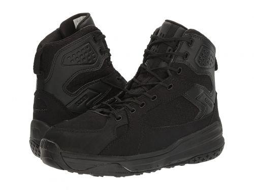 5.11 Tactical(ファイブイレブンタクティカル) メンズ 男性用 シューズ 靴 ブーツ 安全靴 ワーカーブーツ Halcyon Tactical Boots Black [並行輸入品] B07DNQ8GV2 10.5 M