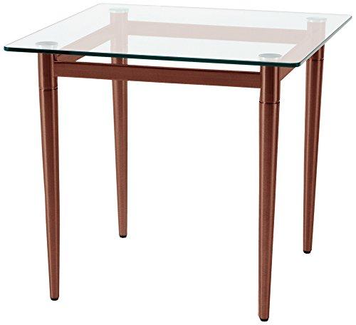 Table Wood Lesro End (Lesro Ravenna Q1275T5Y End Table in Mahogany Finish)