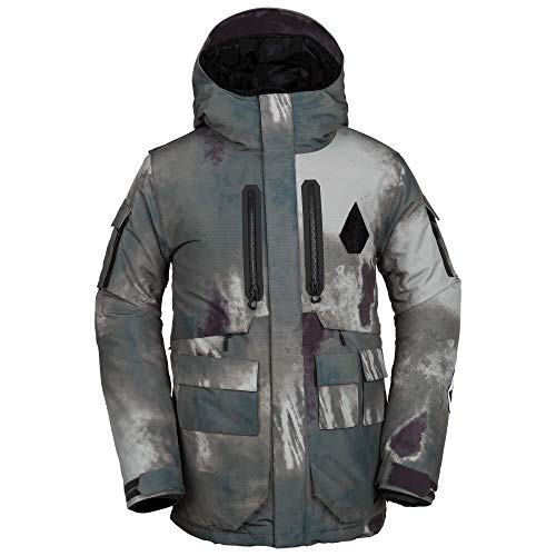 Volcom Men's Lynx 2 Layer Insulated Snow Jacket