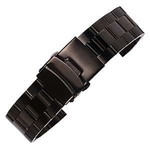 20mm pulimento Shinning sólido Banda de Reloj de Acero ...