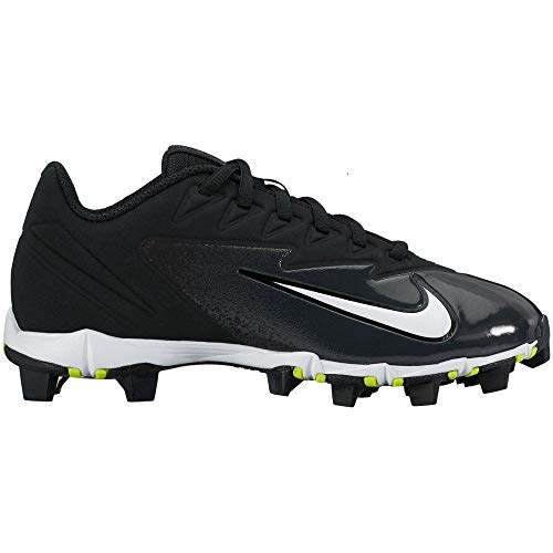Nike Boys Vapor Ultrafly Keystone Cleat SZ 2.5 Black