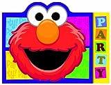 Hooray for Elmo Invitations (8 count)