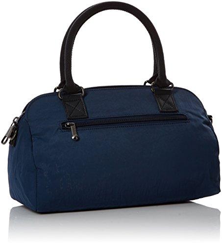 Bleu Kipling sac C Blue baguette Alecto Satin 8r8nYOg