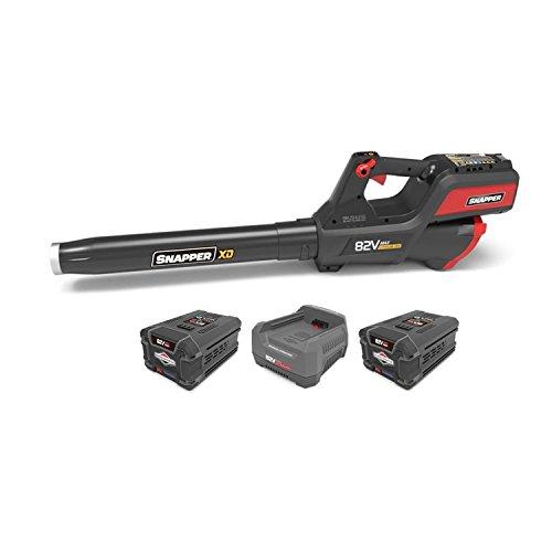 Bonus Battery Snapper XD 82V Leaf Blower w/2 Ah Lith Ion Bat
