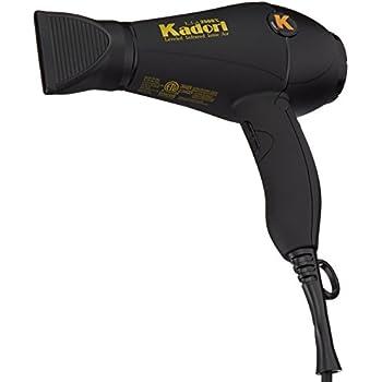 Kadori Professional Blow Dryer Salon Hair Dryer L.I.A 2500X Ceramic, With Ionic Technology