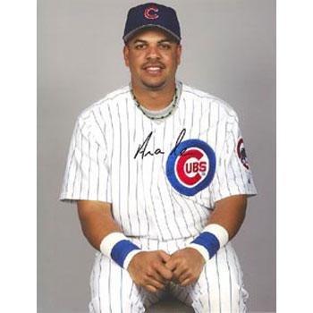 Aramis Ramirez Autographed Photograph - 8 5x11 - Autographed MLB Photos