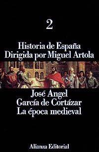 Historia de España: 2. La época medieval: Amazon.es: García de ...