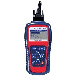 Amazon.com: MaxiScan MS409 OBD-II/EOBD Scanner: Automotive