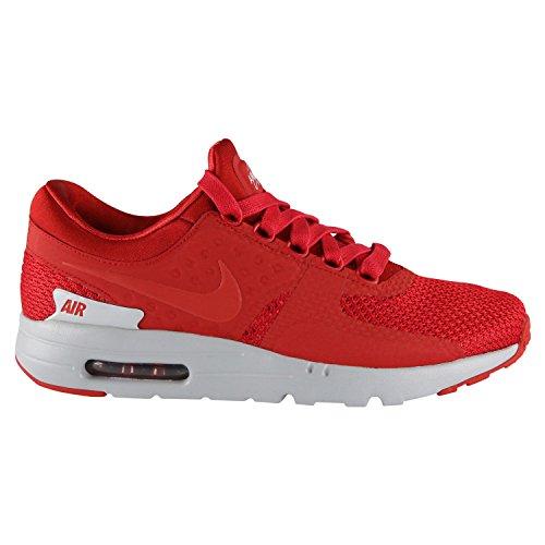 Nike Air Max Zero Premium Men Sneaker Red 881982 600, ()
