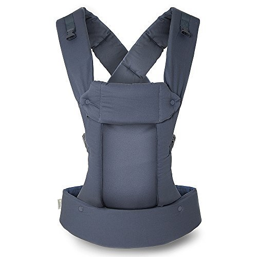 new beco gemini (grey) by beco baby carrier