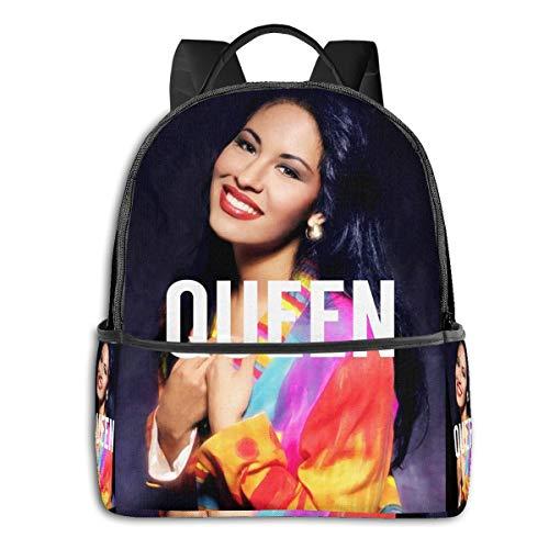 Backpack Selena Quintanilla Laptop Backpack Fashion Theme School Backpack
