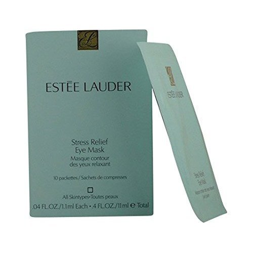 Stress Relief Eye Mask 10Pads by Estee Lauder (Estee Eye Mask)