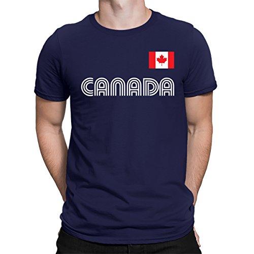 SpiritForged Apparel Canada Soccer Jersey Men