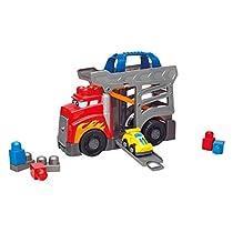 Mega Bloks - Camión golpetones (Mattel CND68)