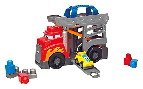 (Mega Bloks Fast Tracks Racing Rig)