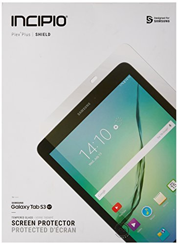 Skinomi Brushed Aluminum Skin+Clear Screen Protect for Samsung Galaxy Tab 4 10.1