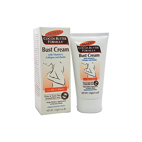 Palmer's Cocoa Butter Formula Bust Cream 4.40 oz (Best Exercise For Smaller Thighs)