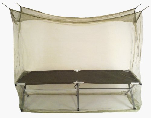 G.I. Plus Mosquito Net (no Bar) - Mosquito Net Bar