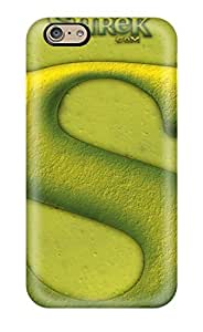 Fashion Tpu Case For Iphone 6- Shrek The Third Defender Case Cover
