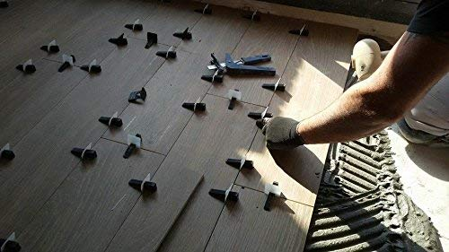1/16'' (2MM) Peygran Tile Leveling System 500 Clips. Lippage free tile and stone installation for PRO and DIY. The most precise and reliable product on the market.